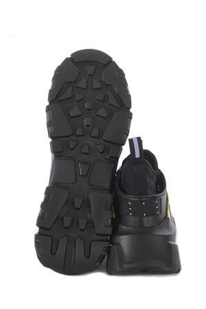 MCQ Al-4 Orbytr Descender leather sneakers MCQ | 5032245 | 652433R2736-1040