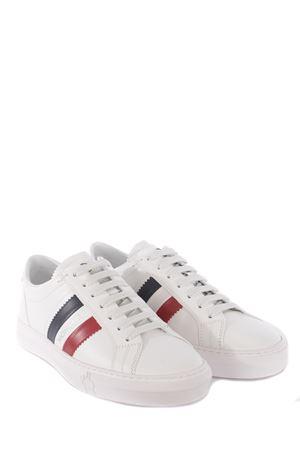 Sneakers Moncler New Monaco in pelle MONCLER | 5032245 | 4M714-4001A9A-002