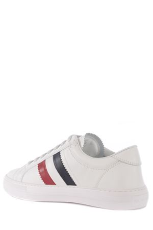 Moncler New Monaco leather sneakers MONCLER | 5032245 | 4M714-4001A9A-002