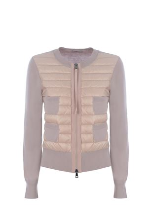 Cardigan Moncler Tricot in lana MONCLER | 850887746 | 9B510-00A9018-511