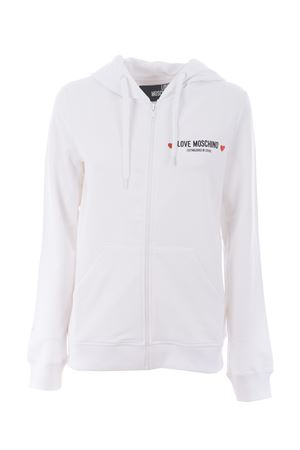 Love Moschino stretch cotton sweatshirt MOSCHINO LOVE | 10000005 | W333309E2180-A00