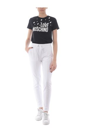 T-shirt Love Moschino in cotone MOSCHINO LOVE | 8 | W4F731LM3876-C74