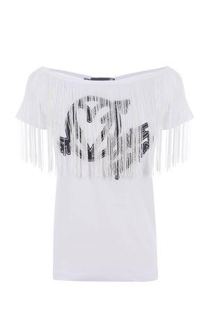 T-shirt Moschino Love Punk in cotone MOSCHINO LOVE | 8 | W4H4201E1951-A00