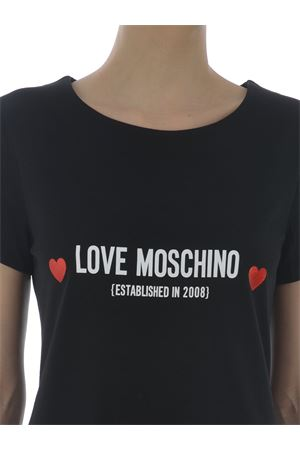 Abito Love Moschino in cotone MOSCHINO LOVE | 11 | W592913M3876-C74
