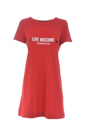 Love Moschino cotton dress MOSCHINO LOVE | 11 | W592913M3876-P05