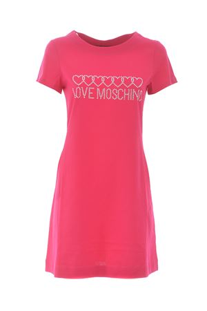 Love Moschino cotton dress MOSCHINO LOVE | 11 | W592915M3876-O49