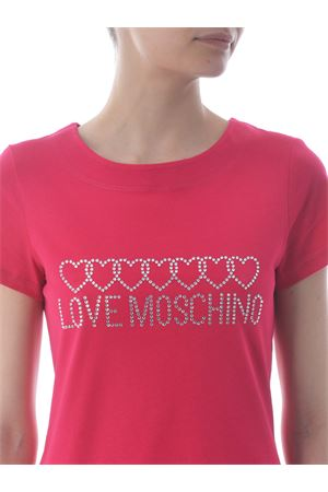 Abito Love Moschino in cotone MOSCHINO LOVE | 11 | W592915M3876-O49
