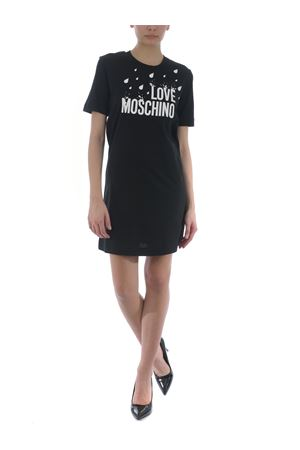 Love Moschino cotton dress MOSCHINO LOVE | 11 | W5A0217M3876-C74