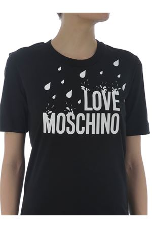 Abito Love Moschino in cotone MOSCHINO LOVE | 11 | W5A0217M3876-C74