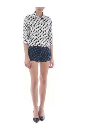 Love Moschino shorts in stretch denim MOSCHINO LOVE | 30 | WO10473S3496-912W
