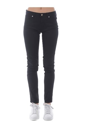Pantaloni Love Moschino in cotone stretch MOSCHINO LOVE | 9 | WQ38753S3530-C74