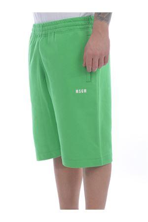 Shorts MSGM in felpa di cotone MSGM | 30 | 3040MB61217099-36