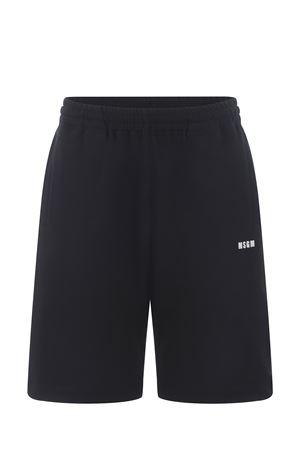 Shorts MSGM in felpa di cotone MSGM | 30 | 3040MB61217099-99