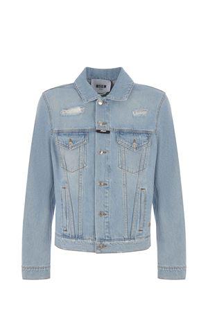 MSGM denim jacket  MSGM | 13 | 3040MH48L217276-82