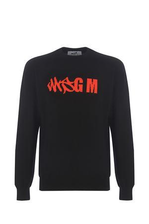 Maglia MSGM in cotone MSGM | 7 | 3040MM110217073-99