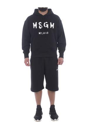 Felpa MSGM in cotone MSGM | 10000005 | 3040MM188217099-99