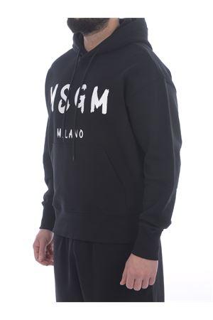 MSGM cotton hoodie MSGM | 10000005 | 3040MM188217099-99