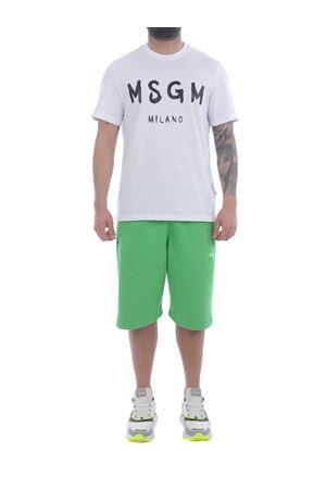 MSGM cotton T-shirt MSGM | 8 | 3040MM97217098-01