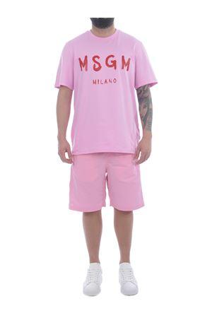 MSGM cotton T-shirt MSGM | 8 | 3040MM97217098-12