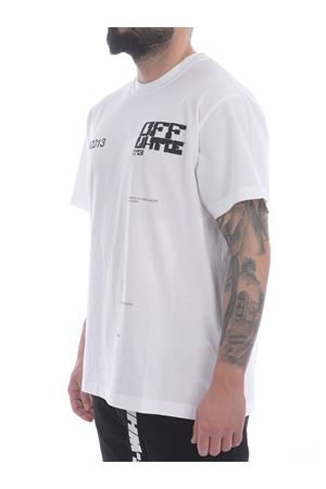 T-shirt OFF-White Tech Marker in cotone OFF WHITE   8   OMAA038S21JER0080110