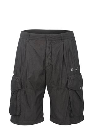 Shorts OFF-White Utility Shorts in tessuto tecnico OFF WHITE | 30 | OMCB047R21FAB0011001