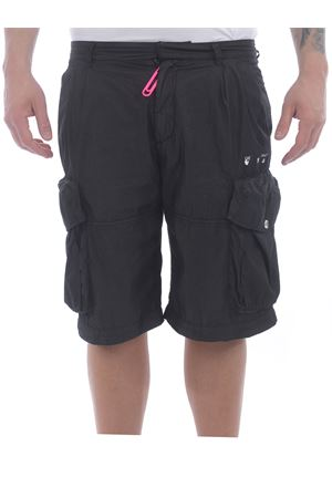 Shorts OFF-White Utility Shorts in tessuto tecnico OFF WHITE | 30 | OMCB047R21FAB0011001