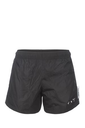 OFF-White nylon swimsuit OFF WHITE | 85 | OMFA003R21FAB0011001
