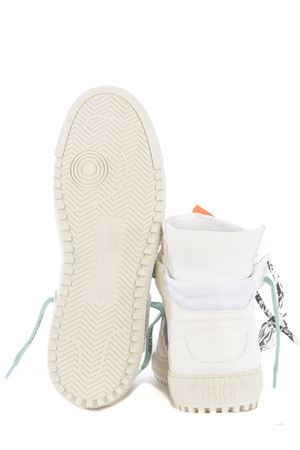 Sneakers OFF-White 3.0 Off Court Vintage in pelle OFF WHITE | 5032245 | OMIA065R21LEA0020135