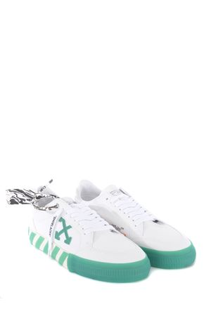 Sneakers OFF-White Low Vulcanizer Canvas in tela OFF WHITE | 5032245 | OMIA085R21FAB0010155