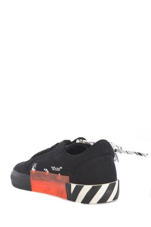 Sneakers OFF-White Low Vulcanized Canvas in tela OFF WHITE | 5032245 | OMIA085R21FAB0011001