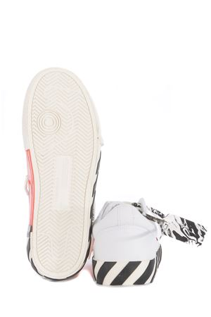 Sneakers OFF-White Low Vulcanized in tela OFF WHITE | 5032245 | OMIA085R21FAB0020116