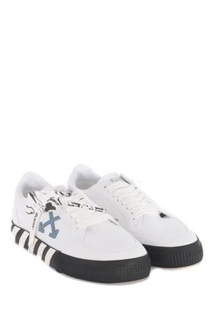 Sneakers OFF-White Low Vulcanized in tela OFF WHITE | 5032245 | OMIA085R21FAB0020140