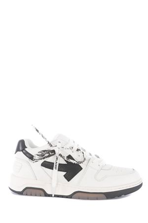 Sneakers OFF-White Out Of Office in pelle OFF WHITE | 5032245 | OMIA189R21LEA0010110