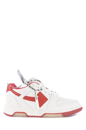 Sneakers OFF-White Out Office in pelle OFF WHITE | 5032245 | OMIA189R21LEA0010125