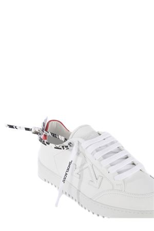 OFF-White 2.0 Nappa Calf leather sneakers OFF WHITE | 5032245 | OMIA215S21LEA0010101