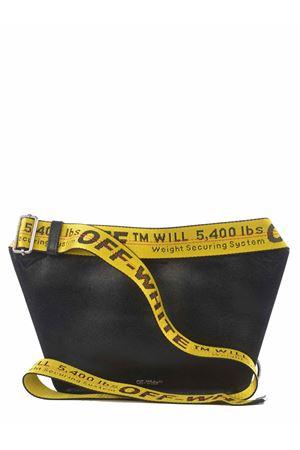 OFF-White Diag leather bag OFF WHITE | 31 | OMNQ005R21LEA0011001