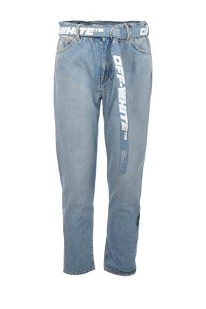 Off White Low Crotch denim jeans OFF WHITE | 24 | OMYA005R21DEN0034701