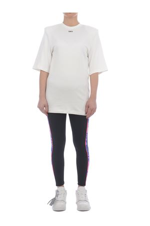 OFF-White cotton T-shirt OFF WHITE | 8 | OWAD142R21FAB0010110