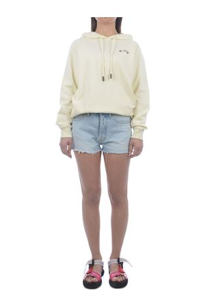 OFF-White Arrow flowers cotton sweatshirt OFF WHITE | 10000005 | OWBB035R21JER0036184