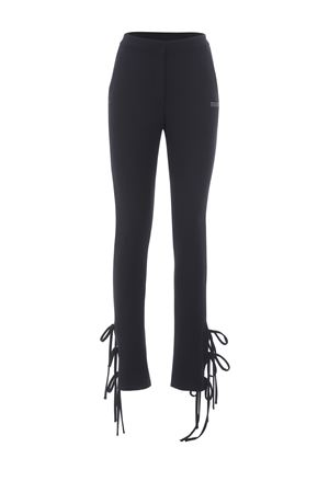 OFF-White Heavy cady trousers OFF WHITE | 9 | OWCA128S21FAB0011000