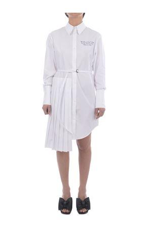OFF-White Popeline cotton dress OFF WHITE | 11 | OWDB280R21FAB0010110