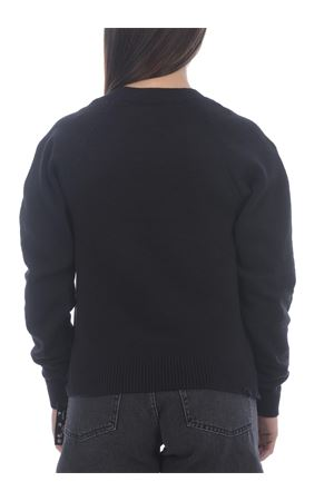 OFF-White cotton stretch sweater OFF WHITE | 7 | OWHE052S21KNI0011007