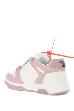OFF-White Out of office leather sneakers OFF WHITE | 5032245 | OWIA259R21LEA0010131