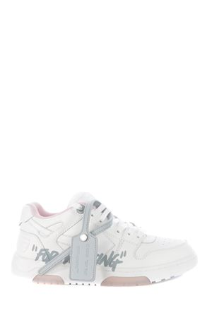 OFF-White Out of office leather sneakers OFF WHITE | 5032245 | OWIA259S21LEA0020130