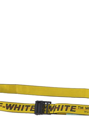 Cintura industriale OFF-White in nylon OFF WHITE | 22 | OWRB009R21FAB0011810