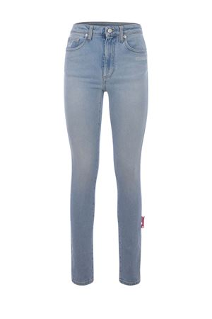 OFF-White denim skinny jeans  OFF WHITE | 24 | OWYA003R21DEN0014000