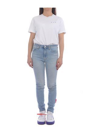 OFF-White denim skinny jeans  OFF WHITE | 24 | OWYA003R21DEN0014000