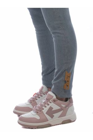 Jeans OFF-White skinny in denim stretch OFF WHITE | 24 | OWYA003S21DEN0034500