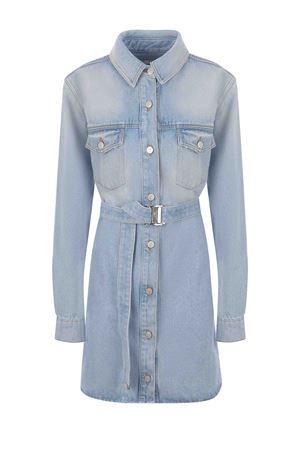 OFF-White Arrow denim dress OFF WHITE | 11 | OWYM007R21DEN0014084