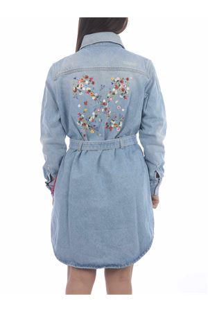 OFF-White Arrow denim dress OFF WHITE | 11 | OWYM007R21DEN0014084